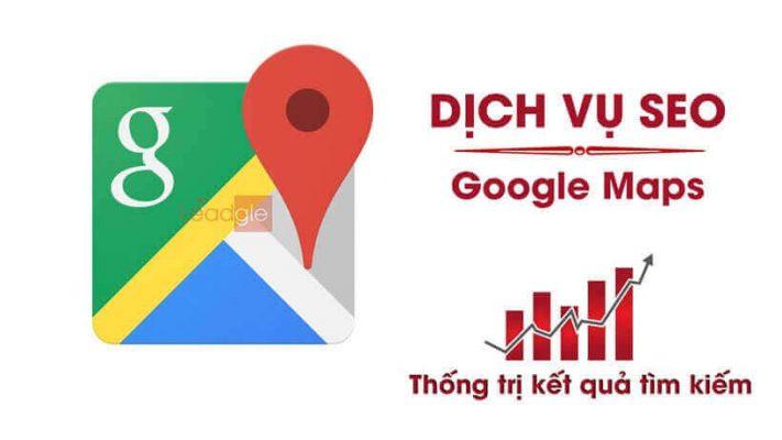 Dịch vụ seo Maps Google 5