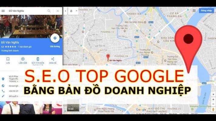 Dịch vụ seo Maps Google 2