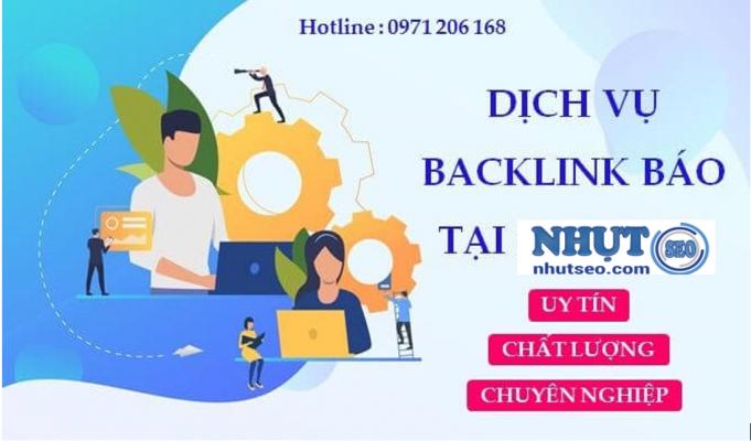 Dịch vụ Backlink Báo - Backlick top 1 Google 2